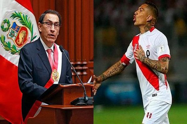 رئيس البيرو يدعم غيريرو لإلغاء إيقافه