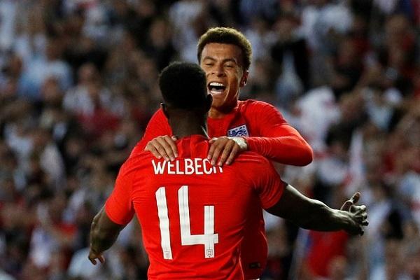 إنكلترا تختتم استعدادها للمونديال بفوز على كوستاريكا