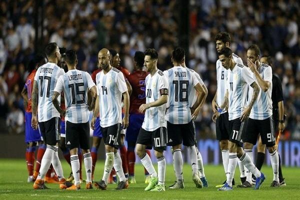 ميسي ورفاقه في الأرجنتين يرفضون مواجهة منتخب إسرائيل