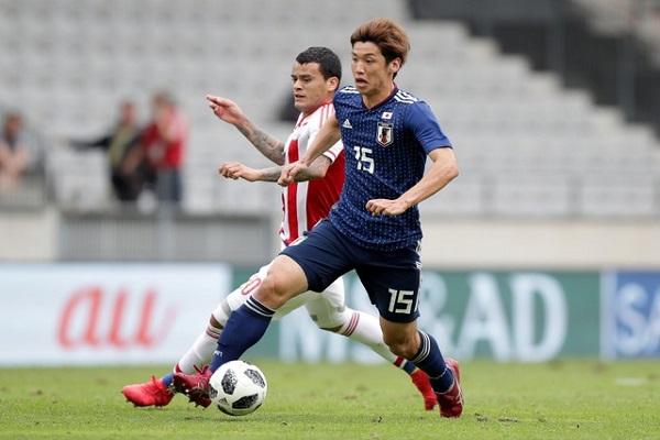 اليابان تختتم استعداداتها بفوز كبير على البارغواي