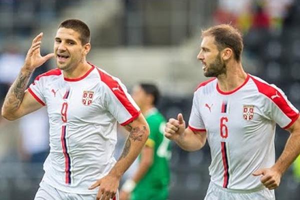 اكتسح منتخب صربيا لكرة القدم نظيره البوليفي 5-1