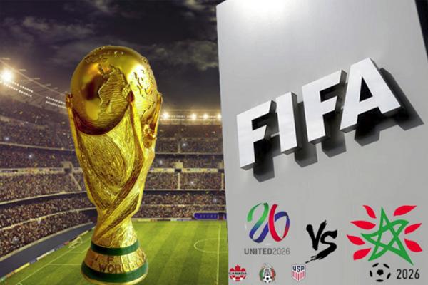 يدخل السباق نحو استضافة كأس العالم في كرة القدم 2026 مرحلته الحاسمة