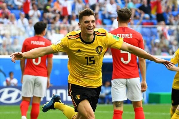 بلجيكا تتخطى إنكلترا بثنائية وتحتل المركز الثالث في مونديال روسيا