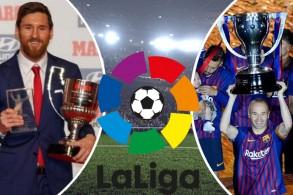 شحت الجماهير نادي برشلونة ليفوز مجدداً بلقب الدوري الإسباني