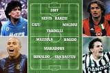 7 إيطاليين و 4 أجانب في التشكيلة المثالية التاريخية لـ