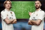 بن زيمة سيكون ضحية مودريتش في خيارات ريال مدريد التكتيكية