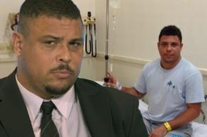 البرازيلي رونالدو يغادر المستشفى في إيبيزا الإسبانية