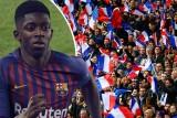 الفرنسيون يطالبون عثمان  ديمبيلي بالرحيل عن برشلونة