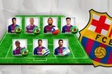 التشيلي ارتورو فيدال يعزز الوجود الأميركي الجنوبي في نادي برشلونة