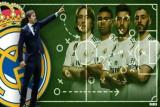 كيف سيلعب ريال مدريد مع مدربه الجديد لوبيتيغي بعد رحيل رونالدو ؟