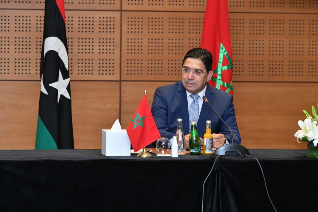 ناصر بوريطة ، وزير الخارجية والتعاون الإفريقي والمغاربة المقيمين بالخارج