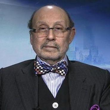 عادل درويش الصحافي والكاتب البريطاني والمراسل البرلماني في ويستمنستر