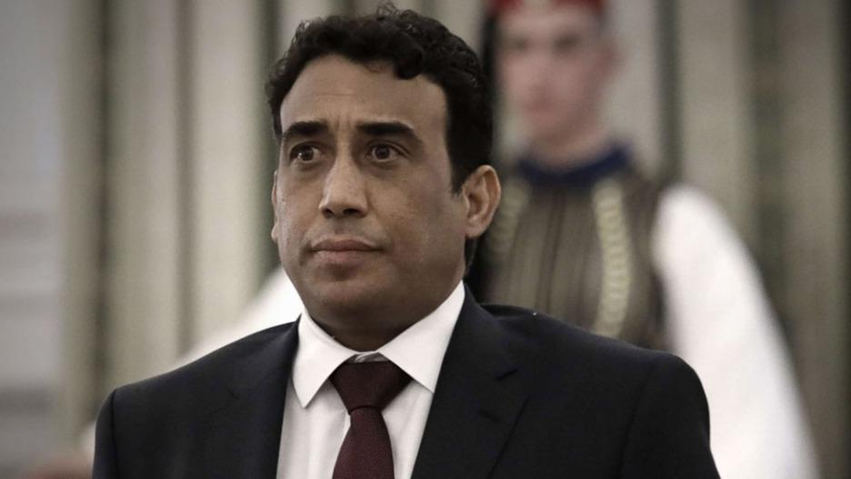 رئيس المجالس الرئاسي: محمد المنفي