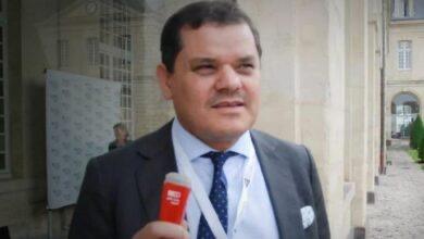 رئيس الحكومة عبدالحميد دبيبة