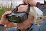 قناع رأس يساعد على إعادة البصر لمرضى الضمور البقعي !