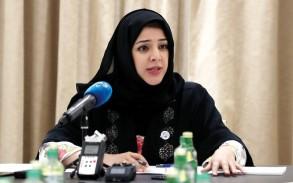 وزيرة الدولة لشؤون التعاون الدولي في الإمارات ريم الهاشمي