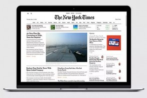 تصميم نيويورك تايمز الجديد