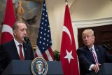 البيت الأبيض يصفالعقوبات التركية بالمؤسفة
