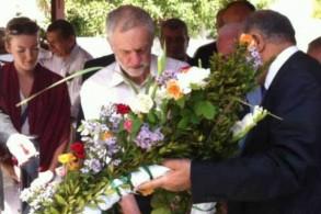 كوربين وإكليل الزهور