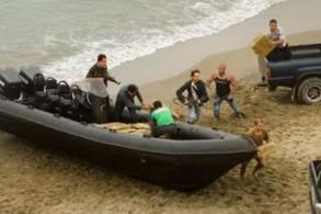 صورة من الأرشيف لإحدى محاولات تهريب المخدرات نشرتها بعض الصحف المغربية