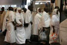 الحجاج يتجمعون في صعيد عرفات عشية عيد الأضحى