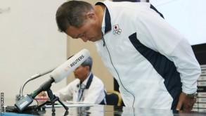 استبعاد رياضيين من بعثة اليابان الأولمبية