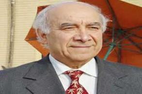 محمد علي زيني رئيس السن لأول جلسة للبرلمان العراقي الجديد