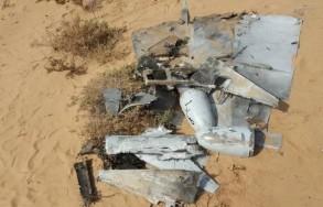 الجيش اليمني يسقط طائرة مسيرة تابعة للحوثيين في حيران