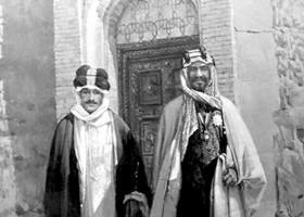 المنديل.. وكيل ابن سعود في البصرة وبغداد