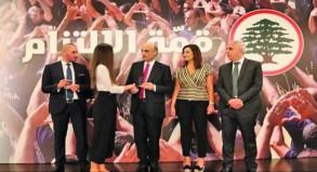 جعجع: رواسب النظام الأمني موجودة ولبنان يعيش في كنف الحرية أو لا حياة له
