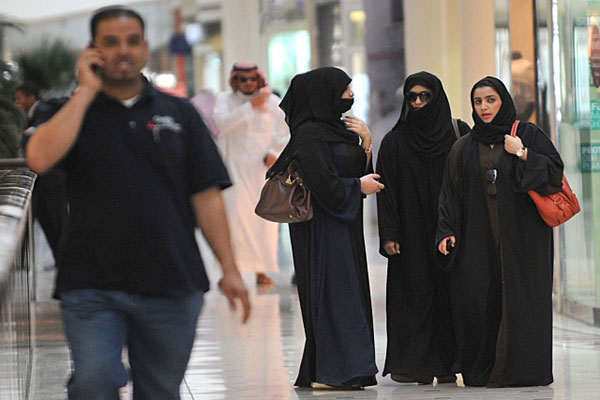 نصف مليون سعودي تضربهم زوجاتهم!