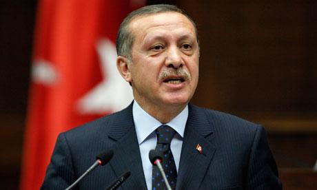 """اردوغان يدين """"اكاذيب"""" اسرائيل في شان غزة"""
