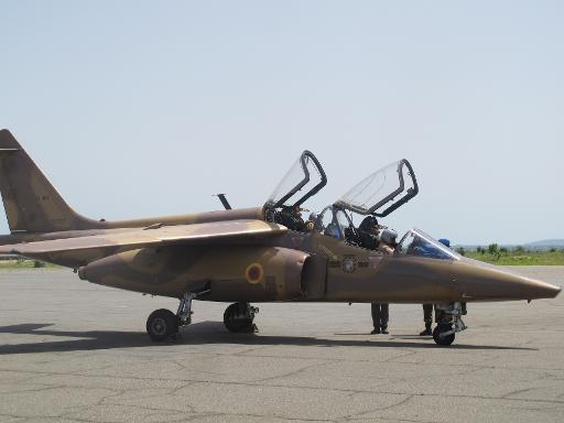 الطيران التشادي يقصف بوكو حرام في غامبورو النيجيرية
