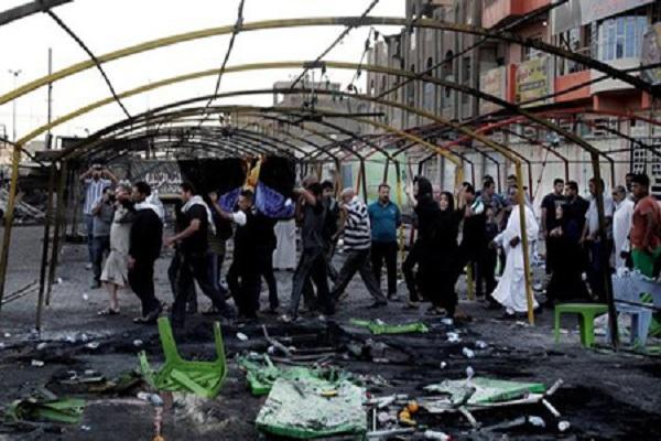قيادي صدري:معظم تفجيرات بغداد ينفذها شيعة جندتهم داعش
