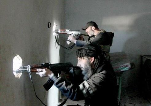 القوات الكردية تستعيد السيطرة على حقل نفطي في كركوك
