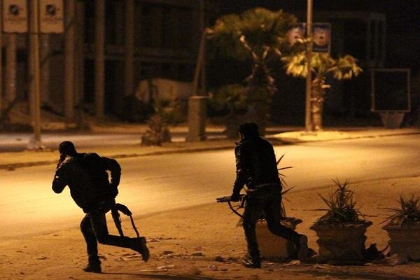 """""""داعش"""" يفجر مديرية أمن القبة ومنزل رئيس البرلمان"""