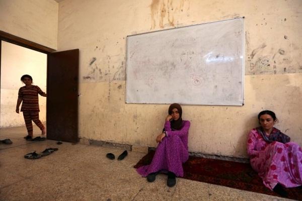 أيزيدية تروي المأساة في منزل داعشي