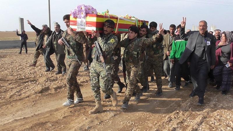 غضب كردي بعد نشر فيديو تمثيل بجثة مقاتلة في عفرين