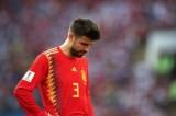 المدافع الإسباني بيكيه يعتزل اللعب دوليا