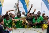 أخضر الاحتياجات الخاصة يهزم الأرجنتين ويتوج بطلاً لكأس العالم