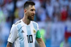 ميسي خارج تشكيلة المباريات الودية للمنتخب الأرجنتيني