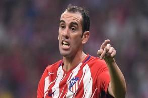 غودين يؤكد رغبته بالبقاء مع أتلتيكو مدريد
