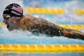السباح الاميركي كايلب دريسل