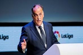 رئيس رابطة الدوري الإسباني