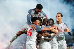ليفربول يعود من ملعب بالاس بفوزه الثاني في البريميرليغ
