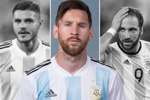 تلعب الأرجنتين في المجموعة الثانية الى جانب كولومبيا والباراغواي وقطر،