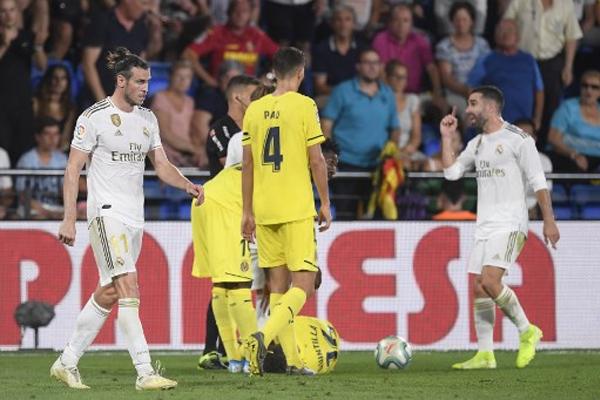 ريال مدريد يسقط في فخ التعادل امام فياريال