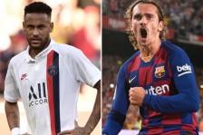 برشلونة يخطط لإدراج غريزمان في صفقة إعادة نيمار إلى صفوفه