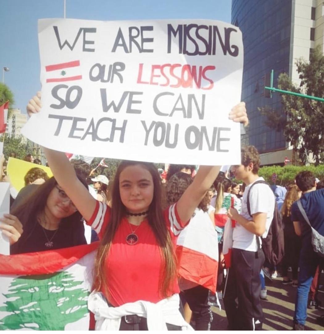 استهتار السياسيين بالثورة اللبنانية سيؤدي إلى هستيريا جماعية ضدهم