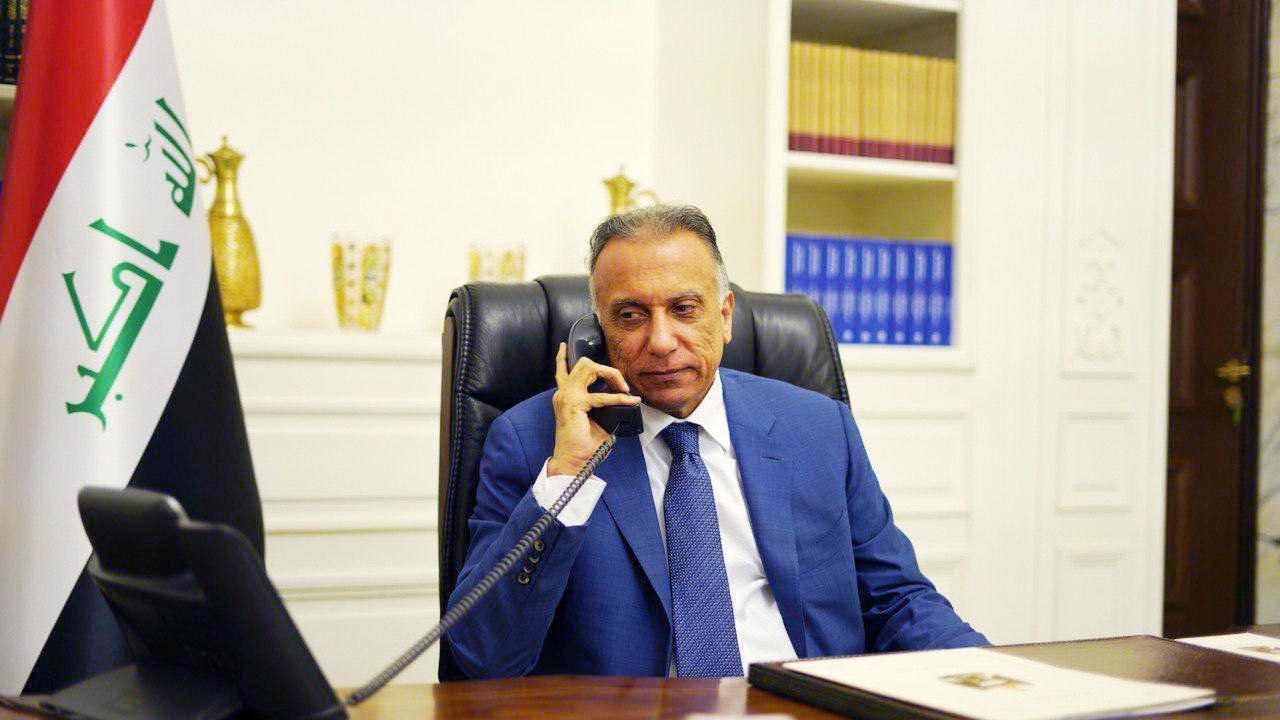 السعودية نيوز |  الملك سلمان للكاظمي: أتطلع للقائكم في السعودية بأقرب فرصة